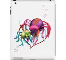 Spiders in Love iPad Case/Skin