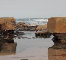 bar beach by oliversutton