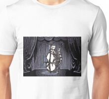 Cat Performs On His Double Bass Unisex T-Shirt