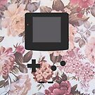 Floral Gameboy Color by SuperFluff