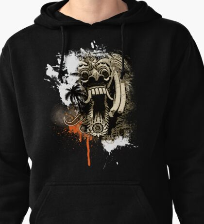 The Queen Of All Devils Pullover Hoodie