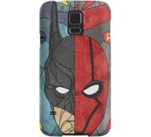 Bat and Hood Samsung Galaxy Case/Skin