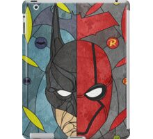 Bat and Hood iPad Case/Skin