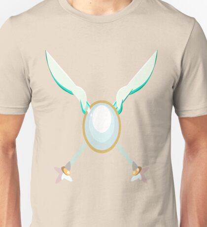 Pearl's Gem and Staff Unisex T-Shirt