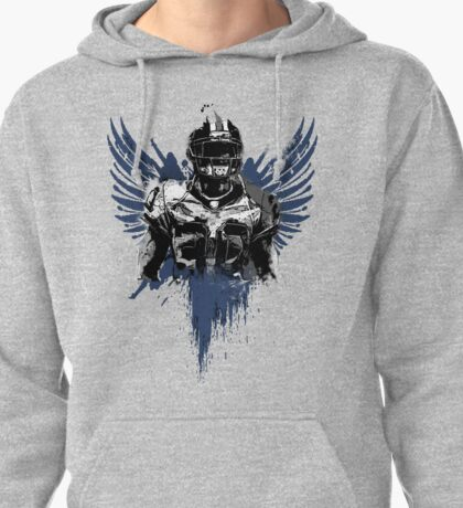 Run For Victory Pullover Hoodie