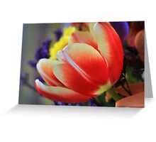 """"""" Lumens with a White Cap """" Greeting Card"""