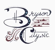 Bryson City by Laura Douglass
