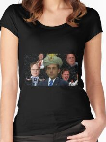 """The Office """"Harrison's Creation"""" Shirt Women's Fitted Scoop T-Shirt"""