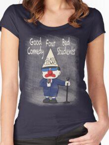 Class Clowns Women's Fitted Scoop T-Shirt
