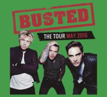 Busted Tour 2016 Kids Tee