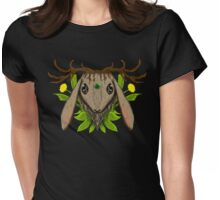 A Guardian of Life and Death Womens Fitted T-Shirt