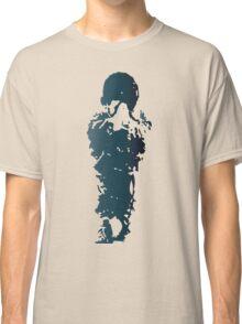 Abstract street Prayer Classic T-Shirt