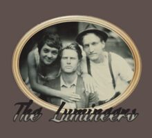 The Lumineers Tee One Piece - Short Sleeve