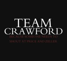 Team Crawford (white) by woodian