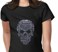 Skull: Demon: The Descent Womens Fitted T-Shirt