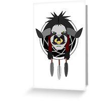 Minotaur Greeting Card
