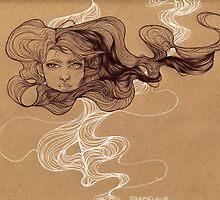 Smoke Signals II by Stef Azevedo