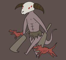 Capra Demon by PrettyPenny