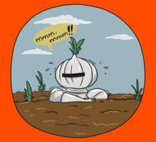 How to grow an onion knight Kids Tee