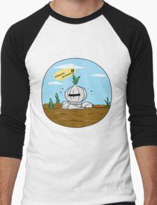How to grow an onion knight Men's Baseball ¾ T-Shirt