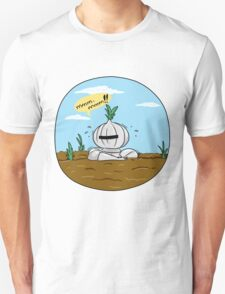 How to grow an onion knight Unisex T-Shirt