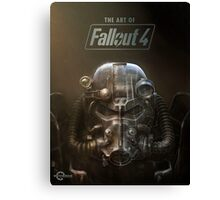 THE ART OF FALLOUT 4 Canvas Print