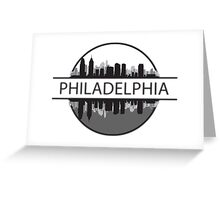 Philadelphia Pennsylvania Greeting Card