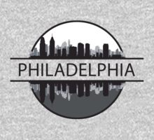 Philadelphia Pennsylvania by FamilyT-Shirts
