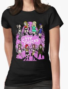 City Chicks 2015 Womens Fitted T-Shirt