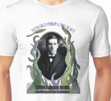 Lovecraft for Hire Unisex T-Shirt