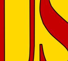 Bizarro Superman - Red Son Sticker