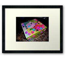 Keep Box Framed Print
