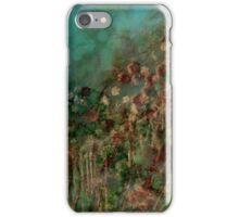 Hillside Flowers iPhone Case/Skin