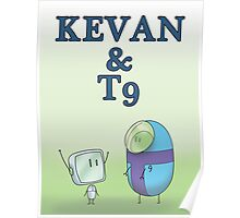 KEVAN & T9 Poster