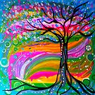 Tree of Psychedelic Bliss by jonkania