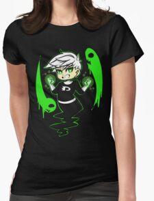 Danny Phantom Womens Fitted T-Shirt