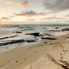 Burns Beach - Final Sunset of 2013 by Daniel Carr