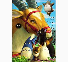 Animal Heroes of Studio Ghibli T-Shirt