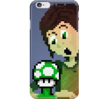 Ellie (The Last of Us) & Fungus iPhone Case/Skin