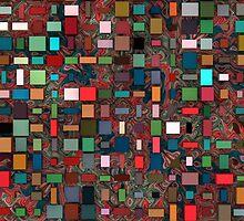 Mosaic by Lyle Hatch