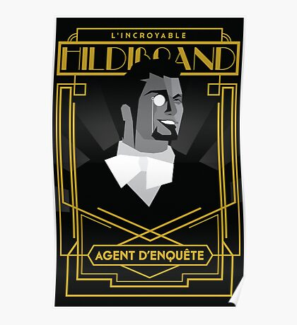 Hildibrand | FFXIV Poster