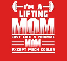 I'm A Lifting Women's Fitted Scoop T-Shirt