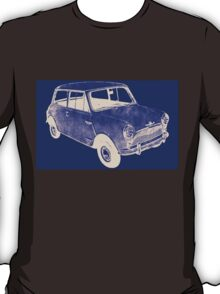 morris mini saloon T-Shirt