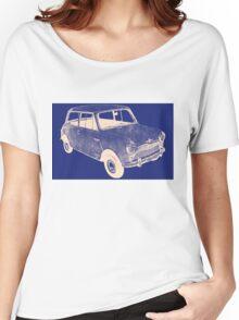 morris mini saloon Women's Relaxed Fit T-Shirt