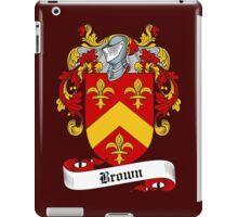 Broun (Brown) iPad Case/Skin