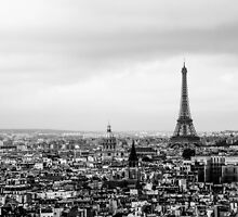 Eiffel Tower by SDcaptured