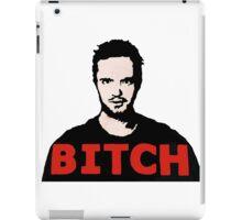 Jesse Pinkman Bitch iPad Case/Skin