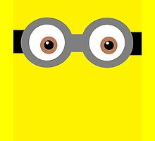 Minion Eyes by AlexTheAsianGuy
