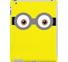 Minion Eyes iPad Case/Skin