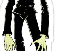 Slenderman Sticker